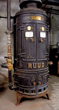 rudd tankless water heater