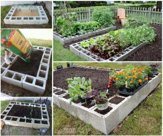 20+ Innovative Uses for Your Home and Garden Using Concrete Blocks 21
