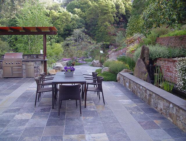 patio location