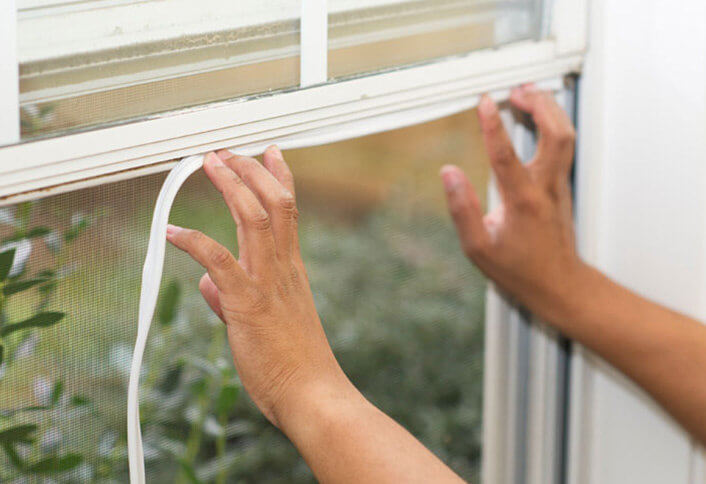 Six ways to cut energy costs tankless geek for Window weather stripping
