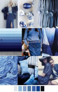 BLUE JEANS INSPIRED COLORS